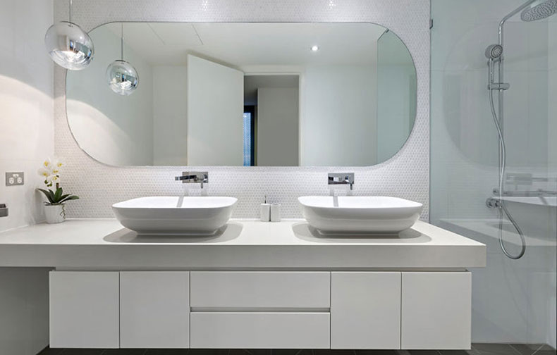 Home Decor And Bathroom Furniture Blog Led Lighted Mirrors An Introduction Decoraport Usa