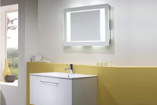 Match The Mirror With Your Bathroom