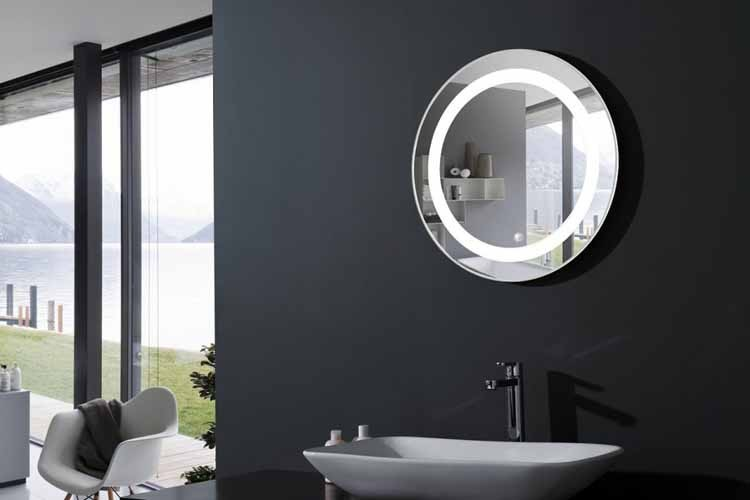 home decor and bathroom furniture blog 10 benefits of choosing led lighted mirrors. Black Bedroom Furniture Sets. Home Design Ideas