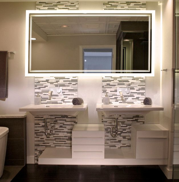 Quoizel Bathroom Mirrors home decor and bathroom furniture blog - the small coups of led