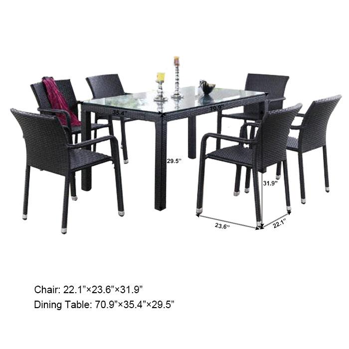 Patio Dining Set