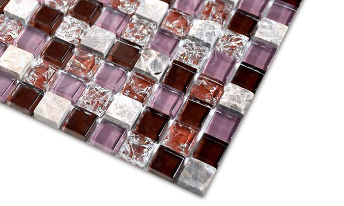 Glass/Stone Mosaic Tile